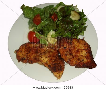 Chicken And Salad