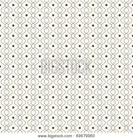 Geometrical pattern in modern style