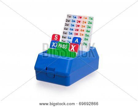 Bidge Biding Box