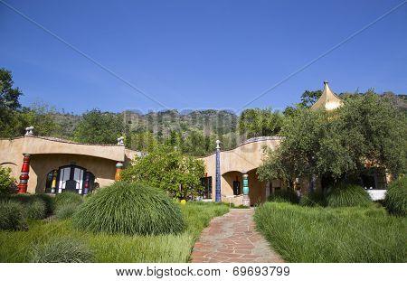 The Quixote Winery in Napa Valley