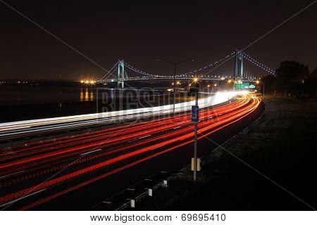 The longest bridge in New York City