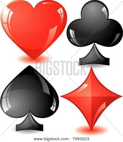 Cards suit 2