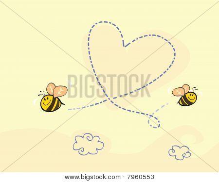 Bee's Heart