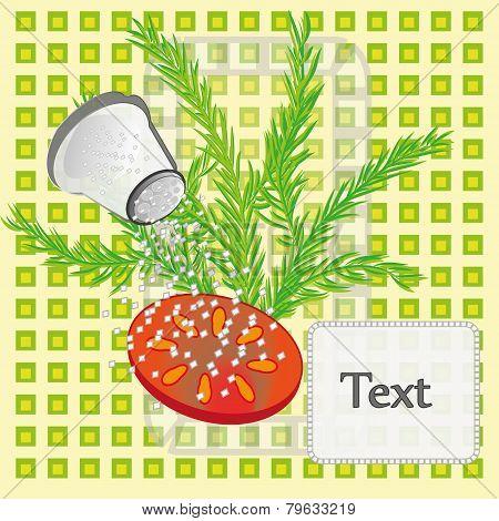Salt pickle vegetables