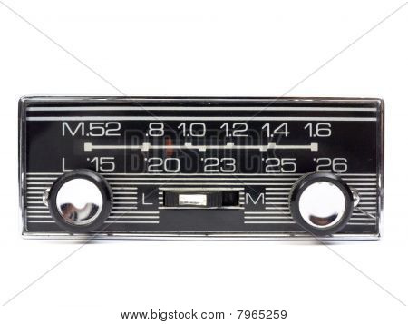 Radio Car