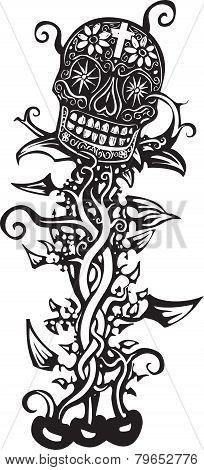 Vine Skull