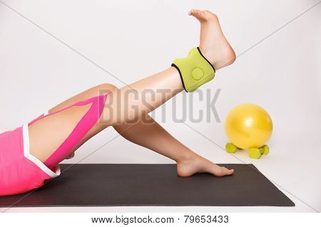 Recovering Exercise For Injured Leg