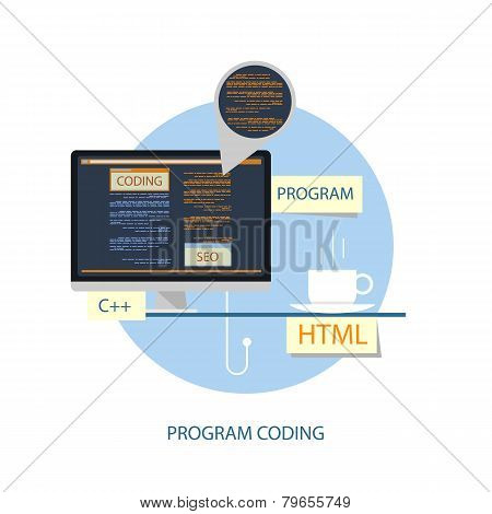 Program Coding Theme