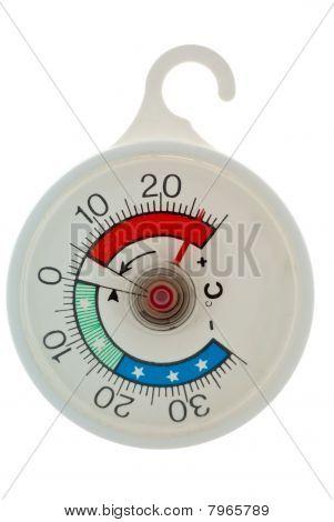 Circular Fridge Thermometer