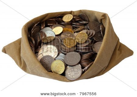 Bag With Money 1
