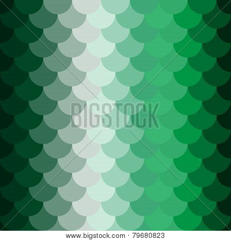 green scales pattern