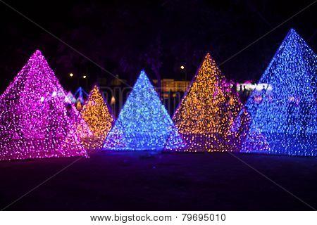 Glitter Light Background