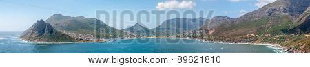 Panorama Of Hout Bay