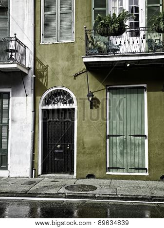 New Orleans, French Quarters