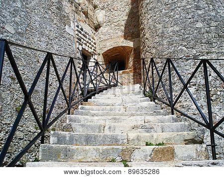 Fort Carre ladder