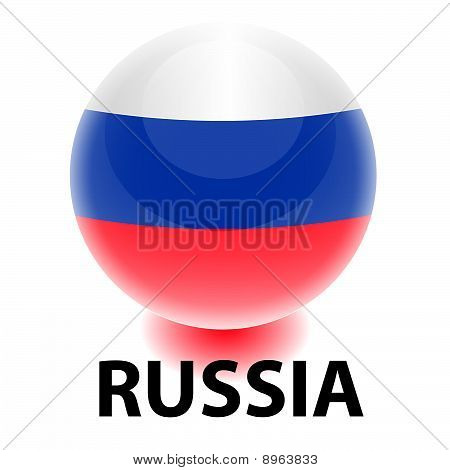 Orb Russia Flag