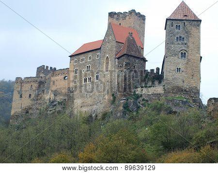 Medieval Castle Hardegg