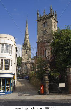 Shrewsbury Churches