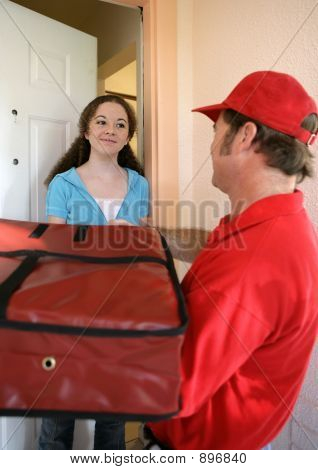 Pizza Home Delivery
