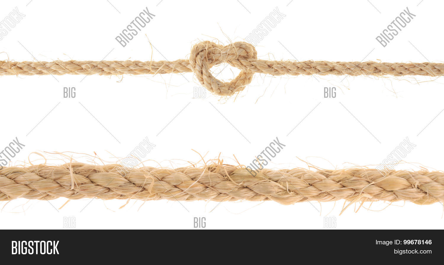 Set Jute Rope Reef Image & Photo (Free Trial) | Bigstock