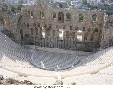 The Herodes Atticus Odeon