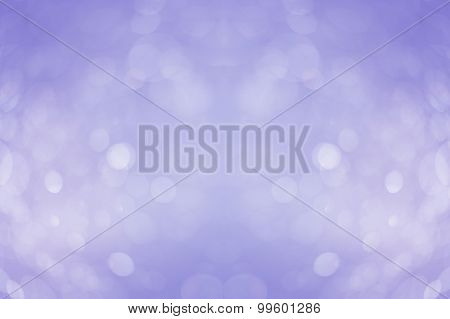 Bokeh In Soft Color Style For Background