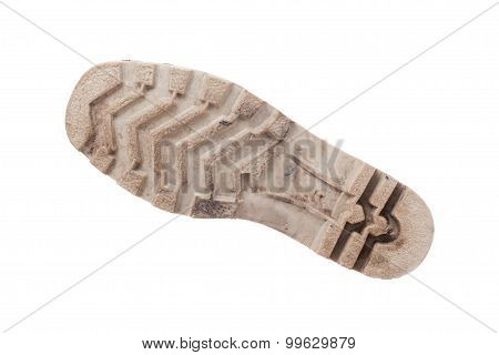 Sole Of A Boot