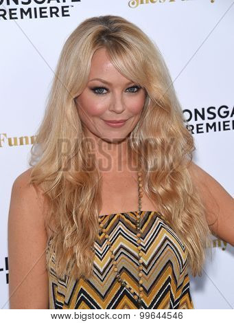 LOS ANGELES - AUG 19:  Charlotte Ross arrives to the