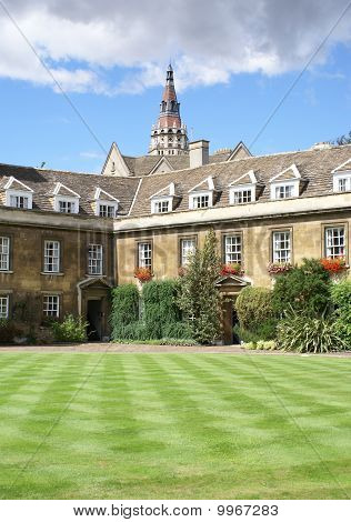 Christ's College Cambridge University