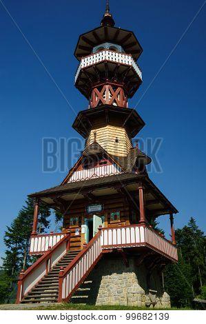 Jurkovi?ova lookout tower