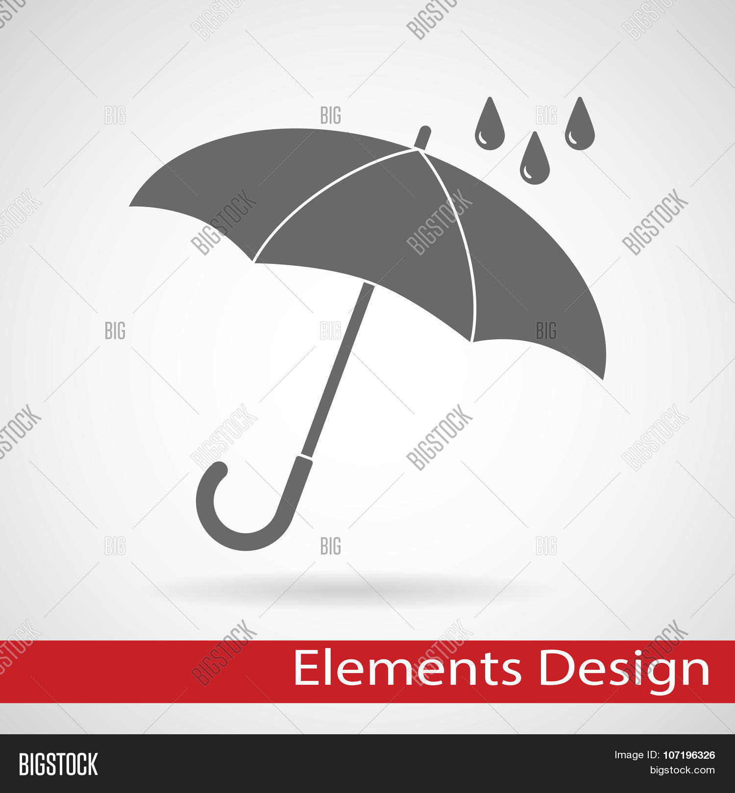 Vector Umbrella Logo Vector Photo Free Trial Bigstock