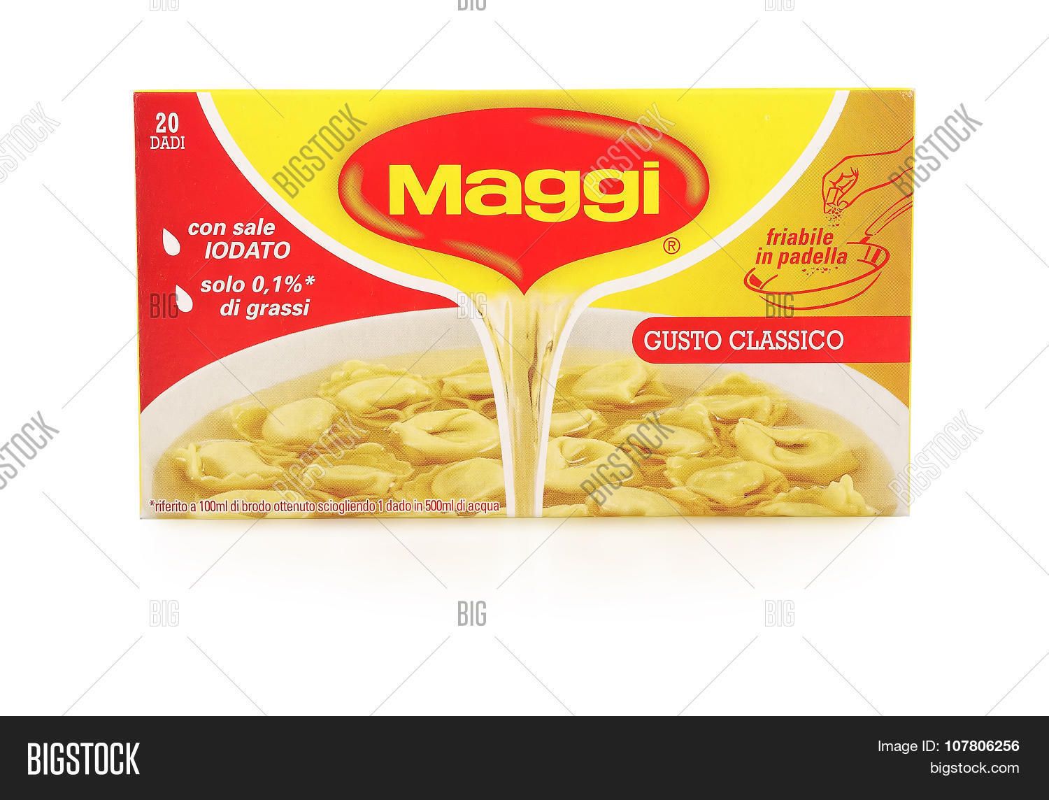 Maggi Cubes Image & Photo (Free Trial) | Bigstock