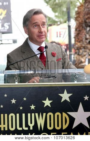 LOS ANGELES - NOV 2:  Paul Feig at the Snoopy Hollywood Walk of Fame Ceremony at the Hollywood Walk of Fame on November 2, 2015 in Los Angeles, CA