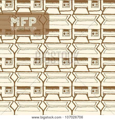 mfp seamless pattern