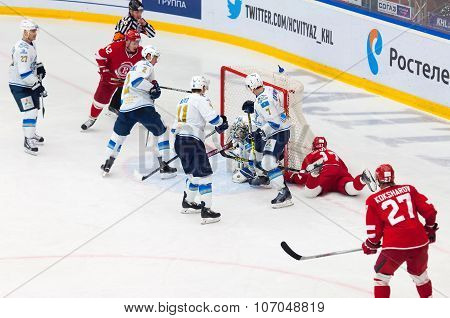 Game Moment On Barys Gate