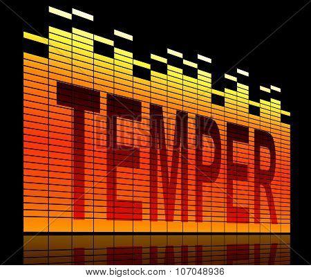 Temper Concept.