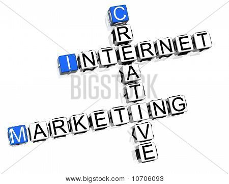 Creative Internet Marketing Crossword
