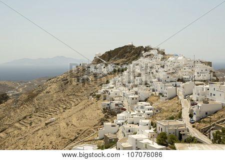 Serifos Town, Greece