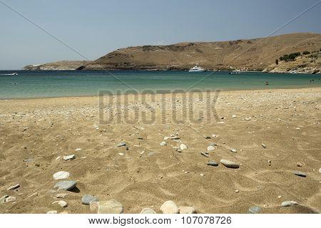 Ganema Beach, Serifos