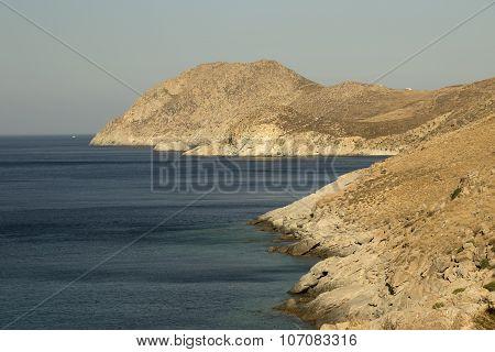 Serifos Island Coast