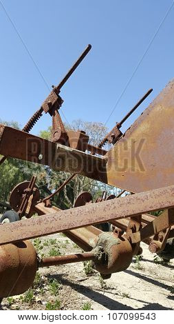 Agriculture Farmers Equipment