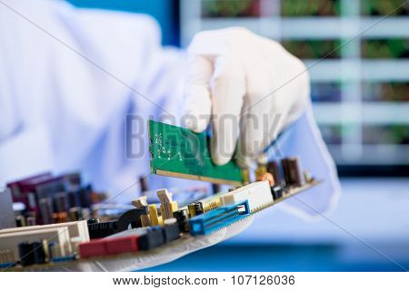 Ram Memory Card Installation