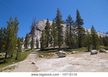 Lembert Dome trail, Yosemite