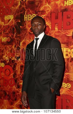 LOS ANGELES - SEP 20:  Jamie Hector at the HBO Primetime Emmy Awards After-Party at the Pacific Design Center on September 20, 2015 in West Hollywood, CA