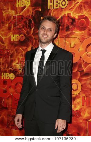 LOS ANGELES - SEP 20:  Zachary Stuart-Pontier at the HBO Primetime Emmy Awards After-Party at the Pacific Design Center on September 20, 2015 in West Hollywood, CA