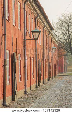 Traveling In The Famous Copenhagen
