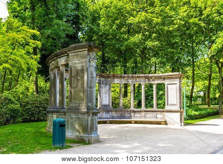 Summerhouse In Cinquantenaire Park - Brussels, Belgium