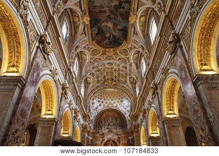 Church Of Saint Louis, Rome