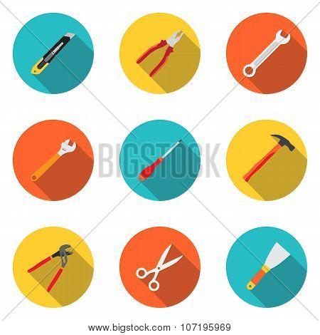 Set Icons Tools