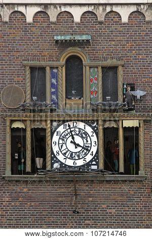 Music Clock Szeged